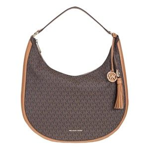 MICHAEL KORS LYDIA Large Hobo Bag